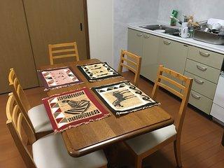 Apartment in Central Takayama, max 8 people - Takayama vacation rentals