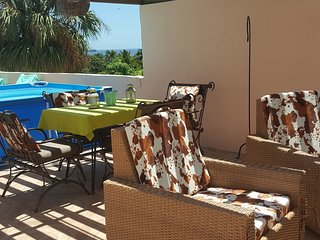 Penthouse with rooftop terrace and private pool free wifi and netflix, sleeps 5 - Puerto Plata vacation rentals