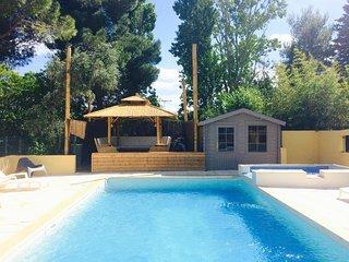 Appartement 1er étage dans résidence à 5 mn de la Mer - Serignan vacation rentals