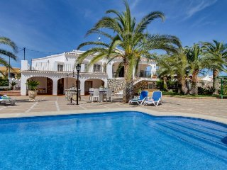 Modern Spanish villa with large patio & private pool, close to coast - Javea vacation rentals