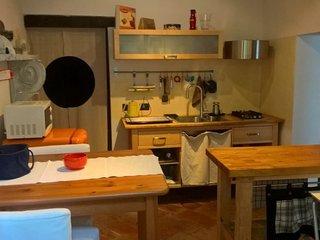 Cozy 2 bedroom Condo in Crema with Housekeeping Included - Crema vacation rentals