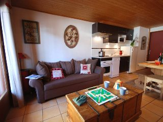 Beautiful Apartment Myo 8 pers. Duplex 3 minutes from the ski slopes of Serre - Saint-Chaffrey vacation rentals