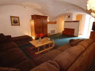 Magnificent Duplex Les Chardons 8 people of 120 m2 of full foot in 3mn of the - Saint-Chaffrey vacation rentals
