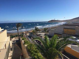 D&D Casa Medano - directly on the beach and kitesurfing spot - El Medano vacation rentals