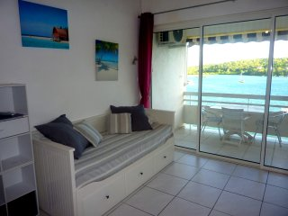STUDIO MEZZANINE THE KARACOLI SEA VIEW,POOL( vue mer,  piscine) - Trois-Ilets vacation rentals