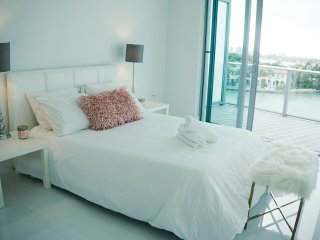 Massive 3BR Penthouse  + Private Hot tub on Roof! - Miami Beach vacation rentals
