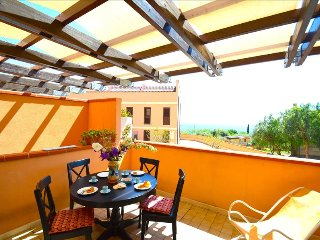 Blue house - Apartment located in a residence near the beach - Taormina vacation rentals