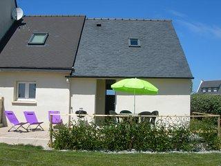 Gîte (3*) MER Jardin WIFI Lit fait TOUT COMPRIS - Le Conquet vacation rentals