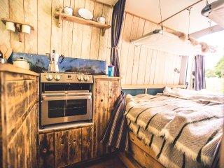 Priscilla, luxury campervan hire from Quirky Campers - Bristol vacation rentals