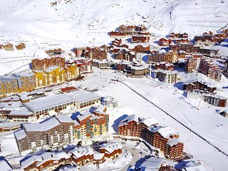 Perfect 5 bedroom Vacation Rental in Val Thorens - Val Thorens vacation rentals