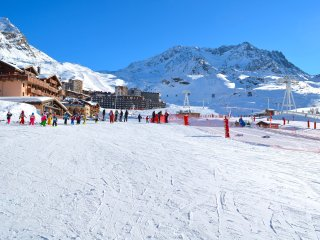 5 bedroom Apartment with Internet Access in Val Thorens - Val Thorens vacation rentals