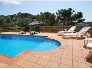 Spectaculaire avec piscine privée  vue  mer - Lloret de Mar vacation rentals