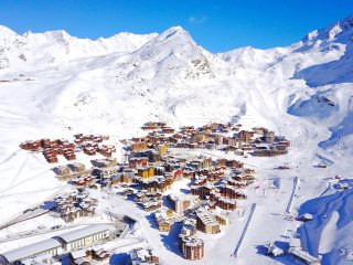 Nice 3 bedroom Condo in Val Thorens with Internet Access - Val Thorens vacation rentals