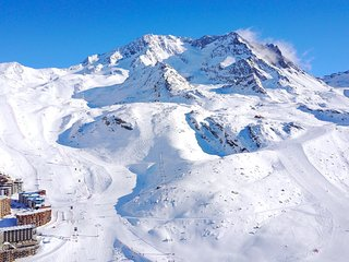 Nice 4 bedroom Condo in Val Thorens - Val Thorens vacation rentals