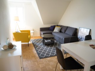 Engelberg I - Lucerne City Center Apartment - WiFi & Laundry - Lucerne vacation rentals