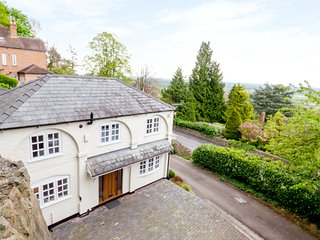 THE COACH HOUSE character property, range cooker, garden with views, Malvern - Malvern vacation rentals