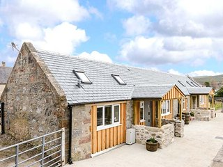 1 WEE-KALF, semi-detached barn conversion, pet-friendly, all ground floor, in - Dufftown vacation rentals
