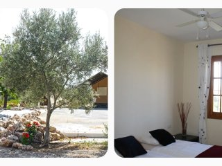 Andes room: Nice guest room in Andalusian Finca, shared bathroom - Cartama vacation rentals