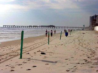 Direct Oceanfront Studio Condo Vacation Rental - Daytona Beach vacation rentals