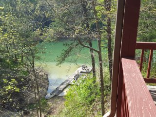 Nest over Fontana Lake Front Cabin - Almond vacation rentals
