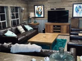 TIMBER DUNES Dune Access comfy woodland cabin - North Bend vacation rentals