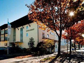 Schillerhof - Doppelzimmer Südseite - 35 qm - Bad Füssing vacation rentals