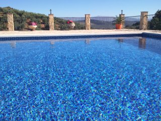 Stone Cottage with large private pool and amazing views of the Sierra de Loja - Algarinejo vacation rentals
