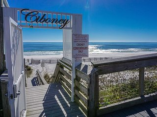 Ciboney # 1001 *STEPS TO PRIVATE BEACH FROM THIS COMFY CONDO* - Miramar Beach vacation rentals
