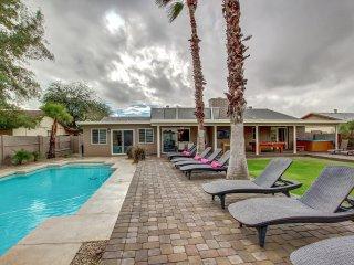 NEW! 5BR Scottsdale House w/Resort-Style Backyard! - Scottsdale vacation rentals