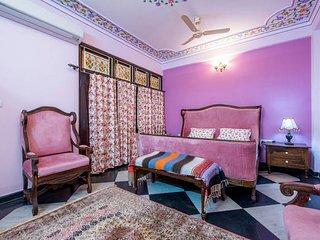 Court Shekha Haveli Room Mauve - Jaipur vacation rentals
