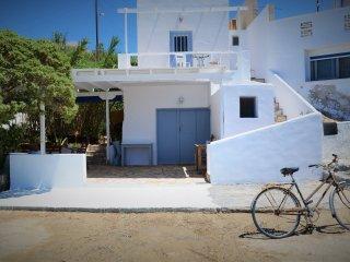 Boat House by the sea on Kanava Beach - Zefiria vacation rentals
