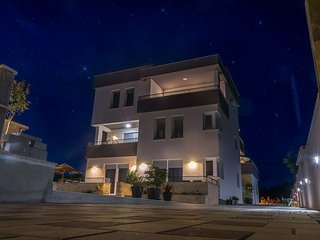 NEW (2017) luxury**** 1bdr app with swimming pool and sea view - Bibinje vacation rentals