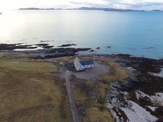 An Taigh Mor bed and breakfast  - Room 2 - Isle of Eriskay vacation rentals