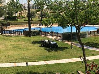 First Floor Apartment overlooking Pool, Adriatico 22 - Sucina vacation rentals