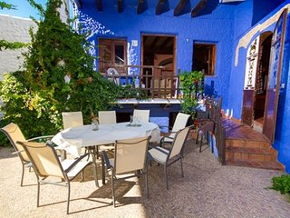House with wonderful mountain view - Benaocaz vacation rentals