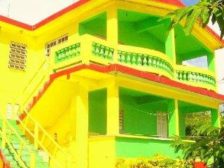 Unit 1: OCEAN VIEW apt,  top floor Casa Del Parque Guesthouse - Isla de Vieques vacation rentals
