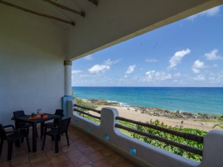 2 bedroom luxury Beachfront Penthouse - Cabarete vacation rentals