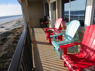Penthouse Balcony Right On Ocean!!! - Fernandina Beach vacation rentals
