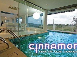 Cinnamon - 4 Bed Lavish Candolim Villa - Candolim vacation rentals