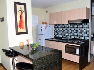 1702 - Studio with great view - Perfect location! - Medellin vacation rentals