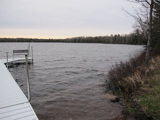 Lakeside Cabin close to Pictured Rocks, queen beds, Swim, Fish, Fun! - Wetmore vacation rentals