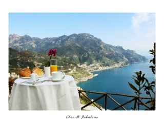 Villa Sea View with jacuzzi -  Ravello, Amalfi Coast - Ravello vacation rentals