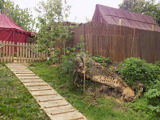 Cozy 3 bedroom Valençay Tented camp with Internet Access - Valençay vacation rentals