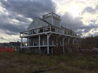 Luxurious 3 Story Beachfront Home! Newly Furnished & Captivating Views! - Plum Island vacation rentals