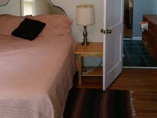 Kingfisher Suite Master Bed and  Private Bath - Pine Lake vacation rentals