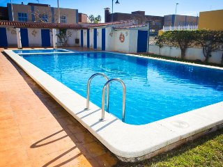 3 bedroom Villa in Grao de Castellon, Costa del Azahar, Spain : ref 2299042 - El Grao vacation rentals