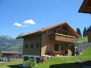 4 bedroom Apartment in Zweisimmen, Bernese Oberland, Switzerland : ref 2296980 - Zweisimmen vacation rentals