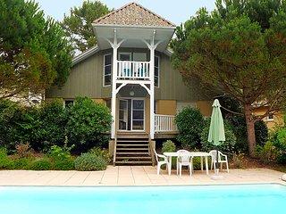 3 bedroom Villa in Lacanau, Gironde, France : ref 2296119 - Lacanau vacation rentals