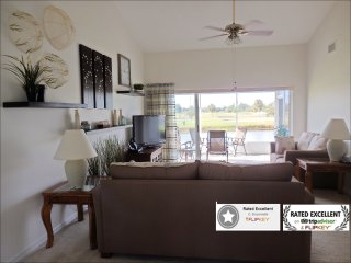 Disney.. Golf.. View.. Low rates.. Secure payments...You have it all! - Orlando vacation rentals