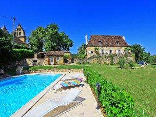 4 bedroom Villa in Souillac, Dordogne-Lot&Garonne, France : ref 2253308 - Nadaillac-de-Rouge vacation rentals